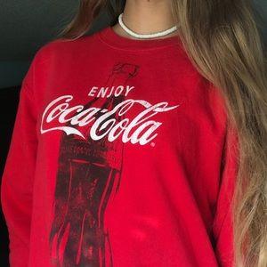 Coca Cola Sweaters   90s Vtg Polar Bear Las Vegas Sweatshirt